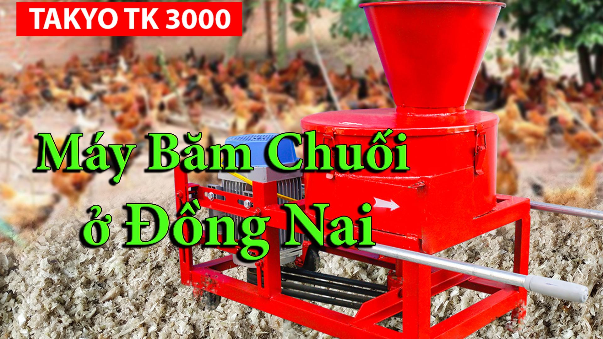 Thử máy thái chuối mịn giao cho khách ở Đồng Nai, máy thái cây chuối nuôi gà