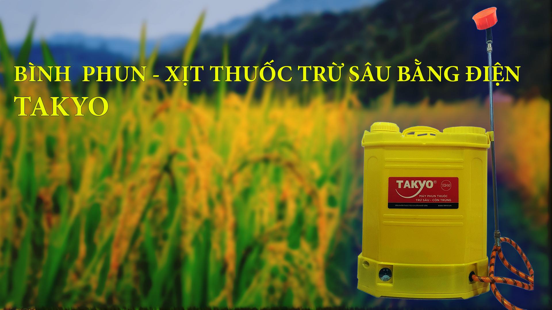 Máy Phun Thuốc