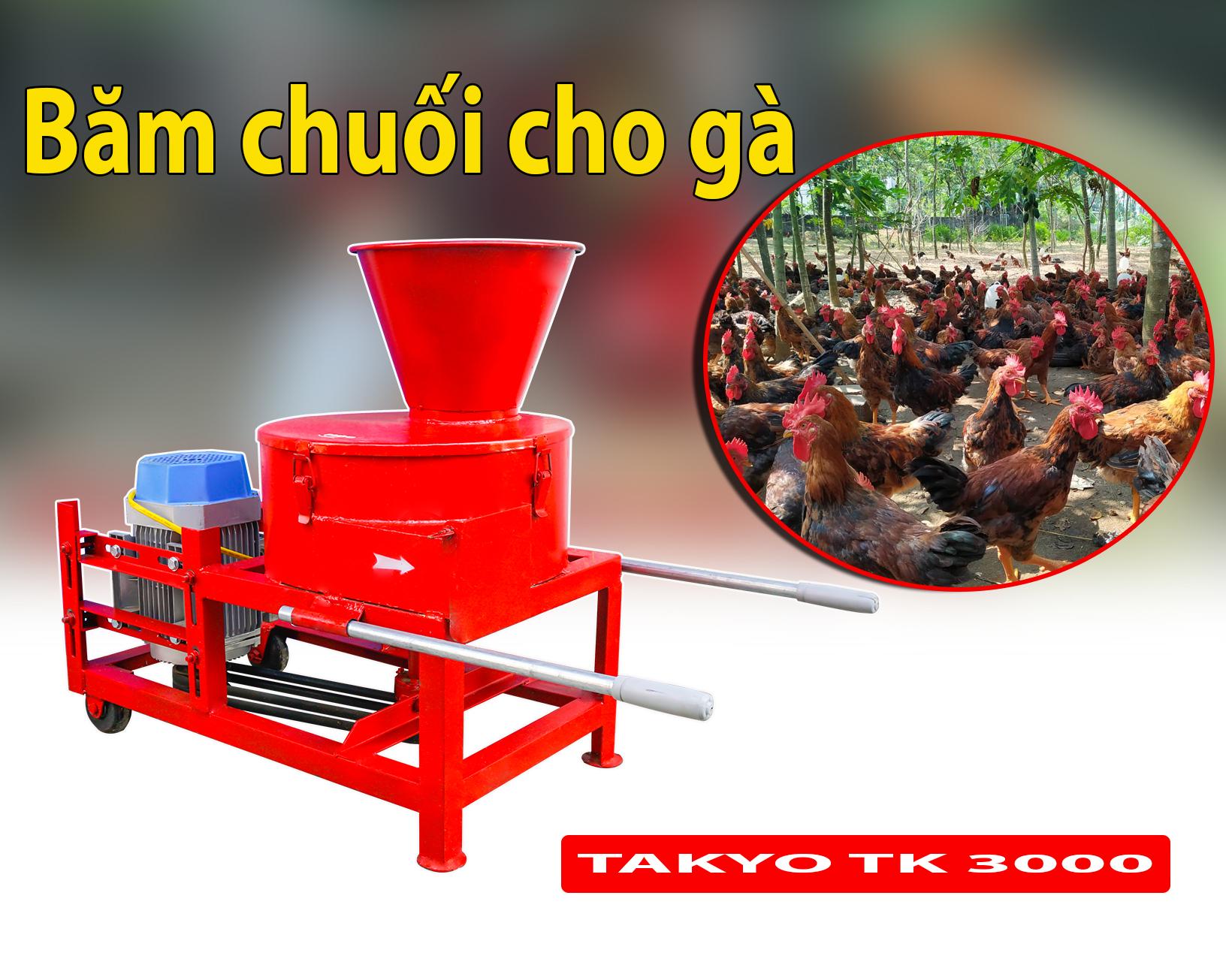Giới thiệu máy thái chuối mịn, lựa chọn hàng đầu cho việc chăn nuôi gà, vịt