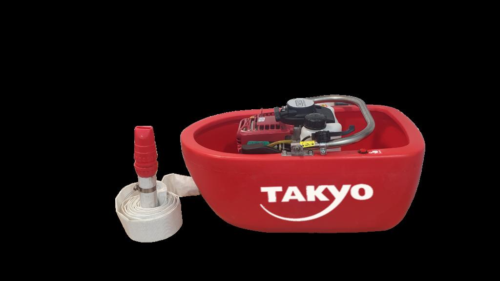 Vòi xịt - dây xịt - máy bơm thuyền TAKYO TK 35