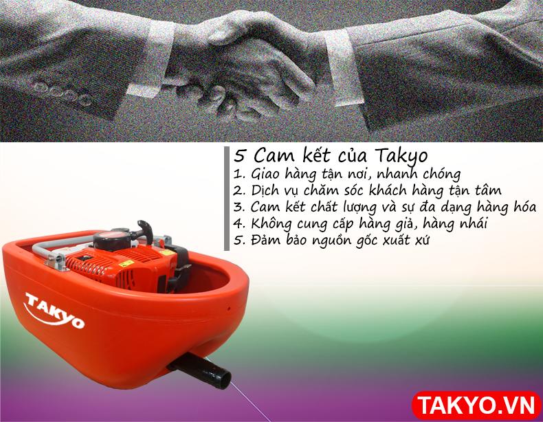 Cam kết của Takyo