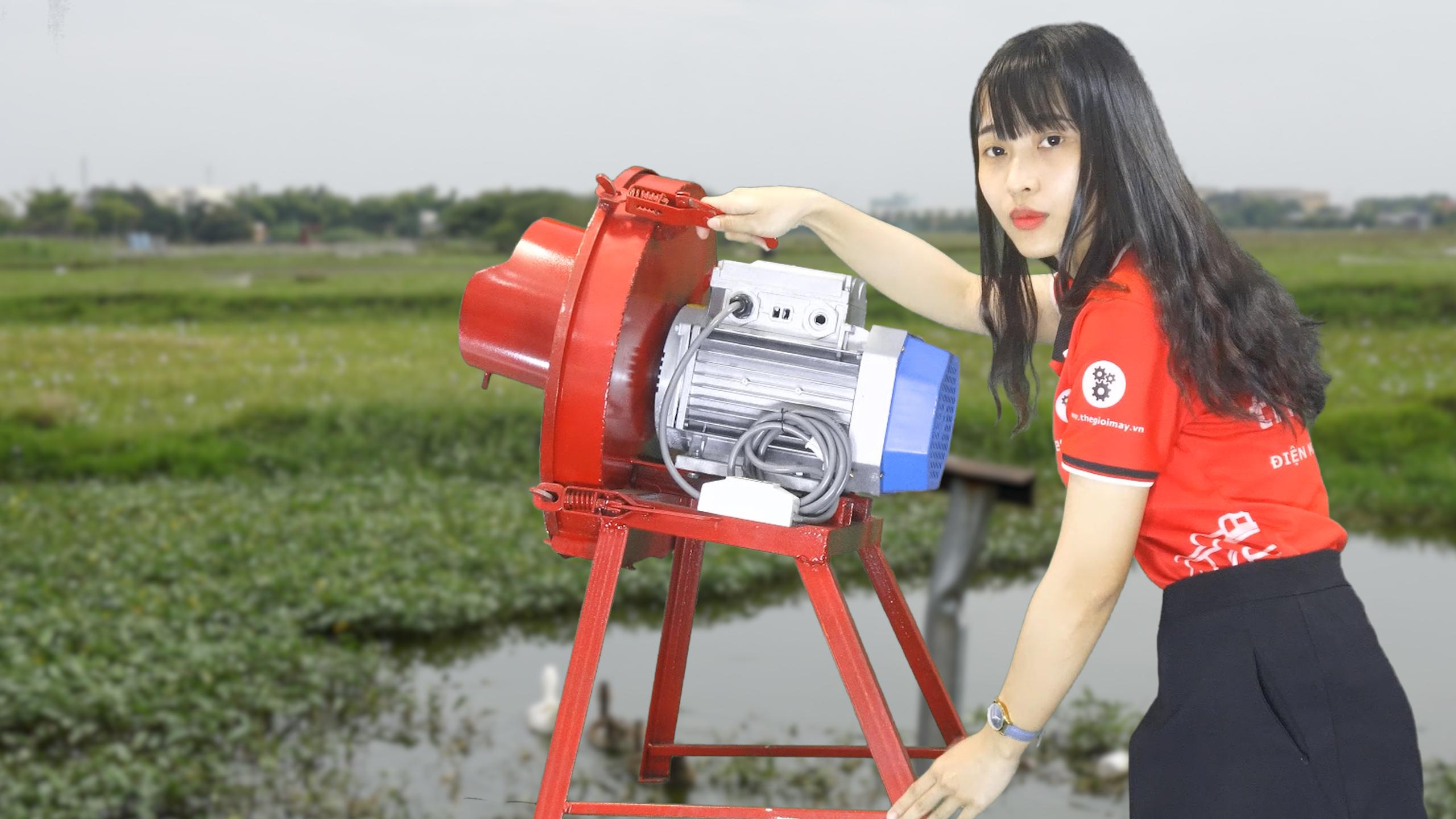 Máy thái chuối mini, giá rẻ dòng TAKYO TK 1500 được nhiều bà con sử dụng nhất hiện nay